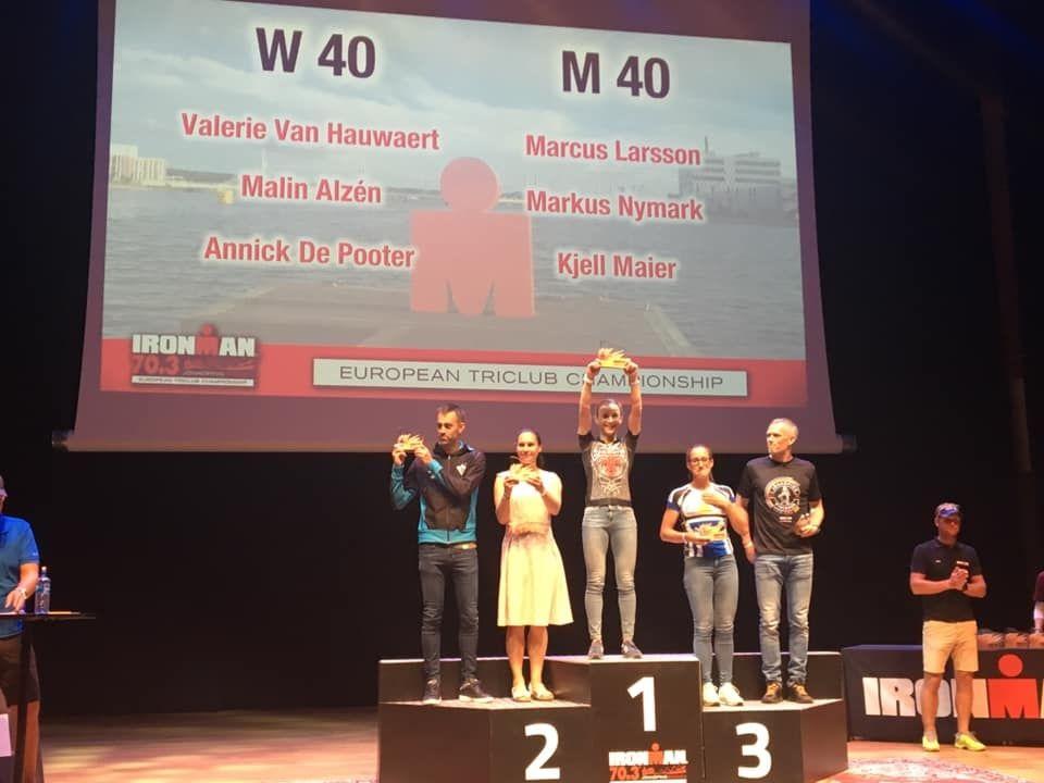 Van der Mast knalt naar top 10 in 70.3 Zell am See | 3athlon.be