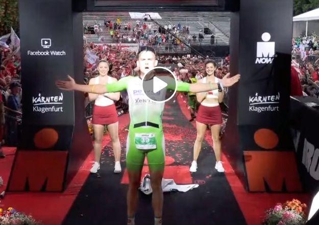 Discussie na Baekkegard's viering Ironman Klagenfurt, beste Belgische age groupers
