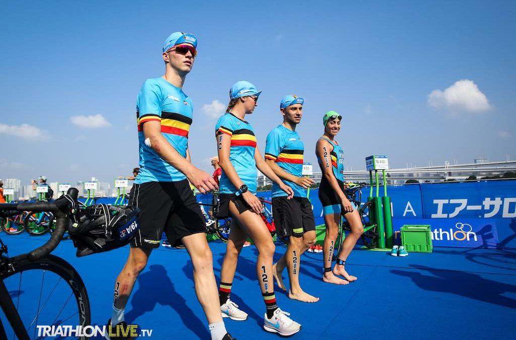 IOC verlengt kwalificatie voor triatlon met 1 jaar, mogelijk geen atletendorp
