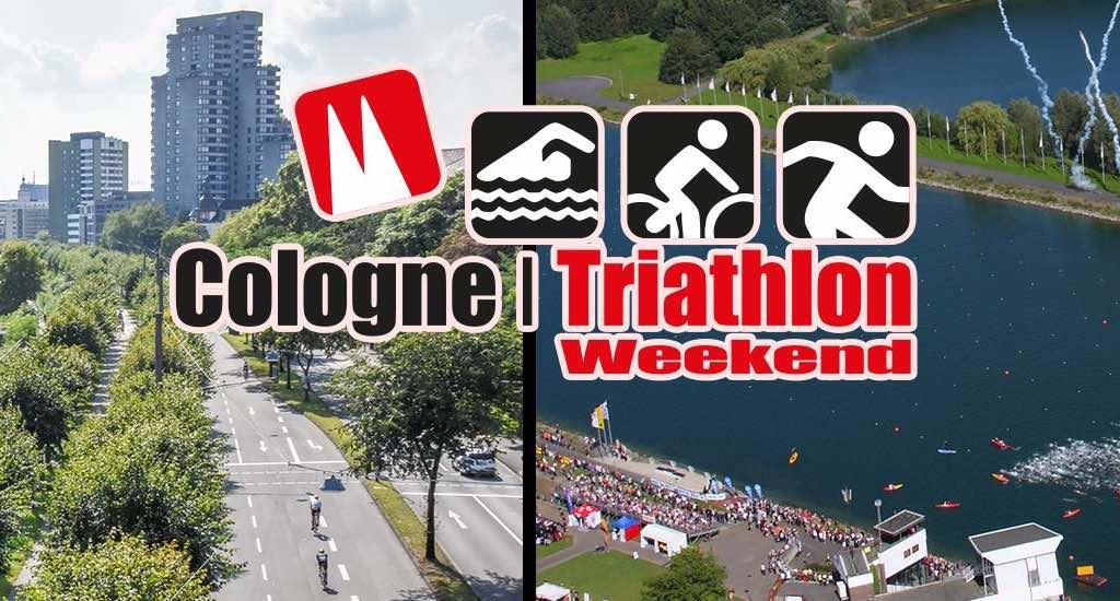 Cologne Triathlon annuleert wedstrijden 1 dag vooraf, 2.500 triatleten in de kou