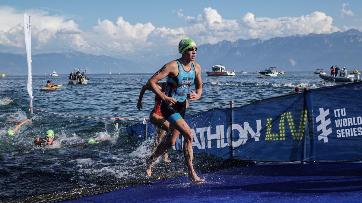 Claire Michel 33ste in Lausanne, Katie Zaferes pakt zege en wereldtitel