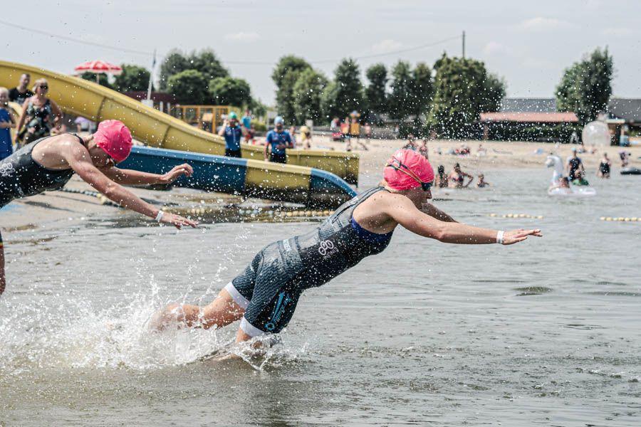 Dan toch geen halve triatlon in Lievegem dit weekend, organisatie zoekt nieuwe datum