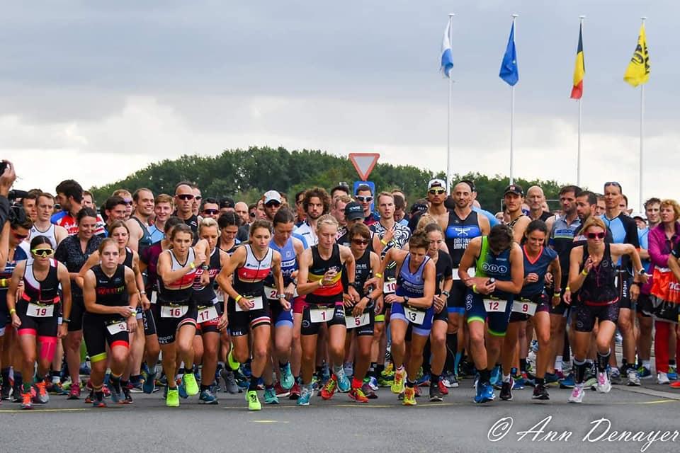 Bouw mee aan toekomst van triatlon: vul de vragenlijst van Triatlon Vlaanderen in