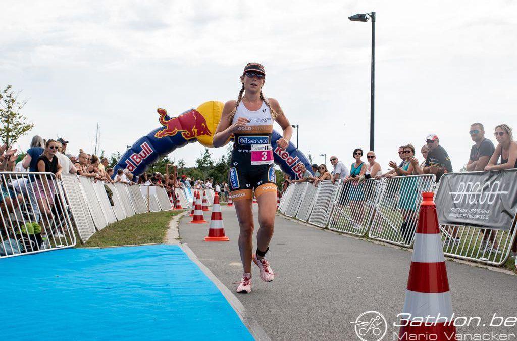 De triatlon van Jabbeke in ruim 300 foto's