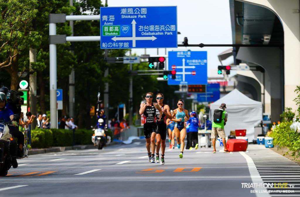 Omstreden pre-olympische triatlon: ingekort lopen, hitte en diskwalificatie in Tokio