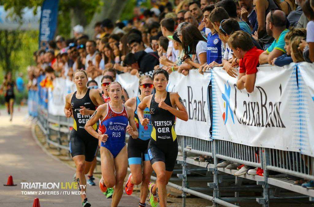 Valerie Barthelemy 11de tussen wereldtoppers in ITU World Cup Banyoles