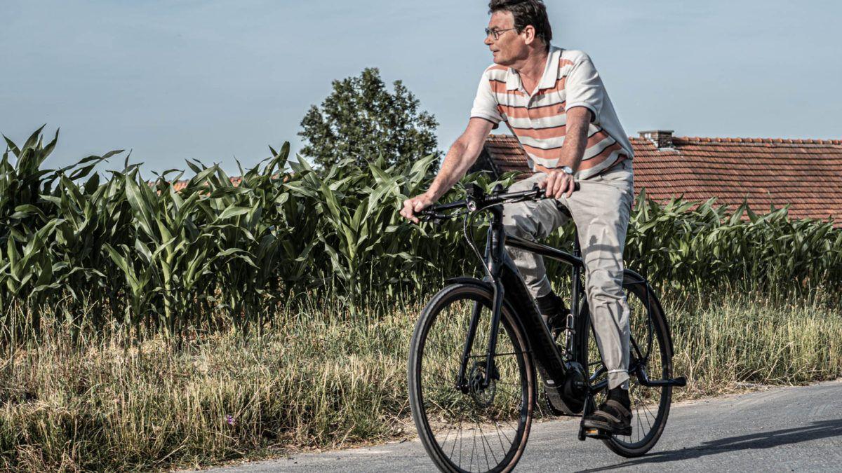 Onze supporters kwamen naar de wedstrijd met… De e-bike: Cannondale Quick NEO EQ Review