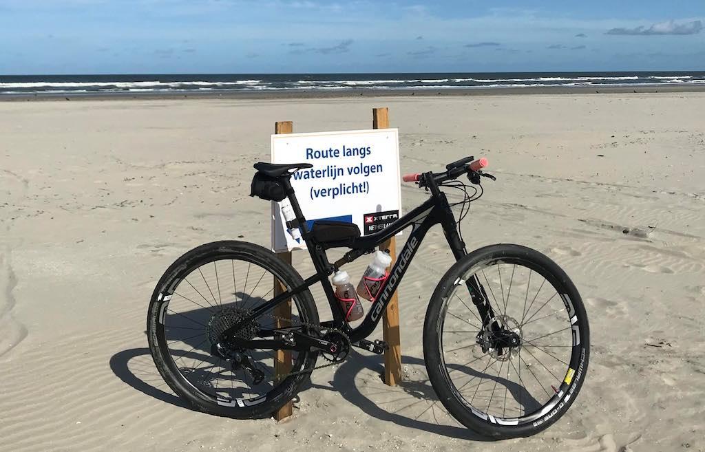 """""""De mix van bos, duinen en strand was top"""" – Yolanda Witteveen over Xterra NL"""