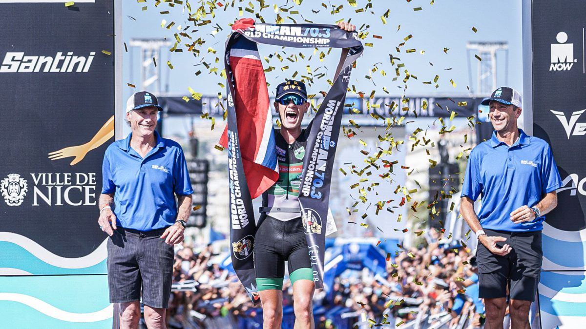Wereldkampioenschap 70.3 Ironman in 2022 opnieuw in Europa