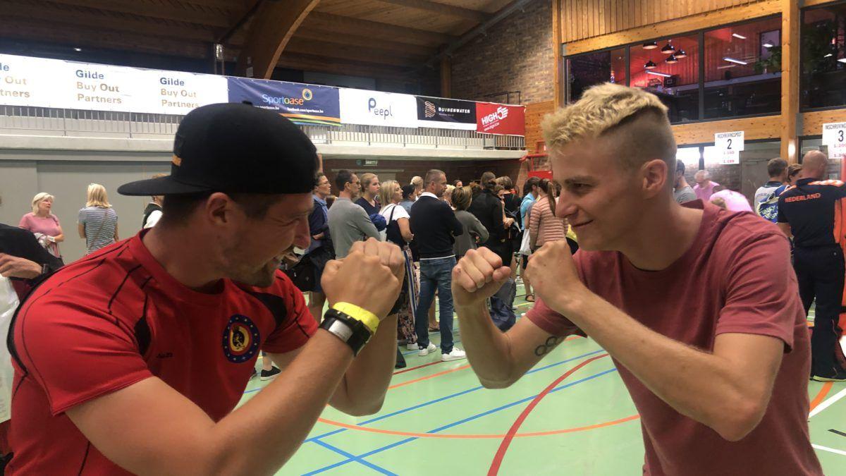 Marten Van Riel en Gert-Jan D'haene duelleren in Knokke en jij kan daarbij winnen!!!