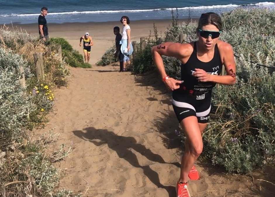 Pro-triatlete Lauren Goss stopt carriere na positieve dopingtest door CBD-zalf