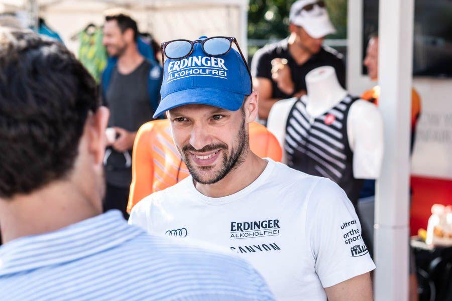 """Patrick Lange in Nice: """"Geweldig om te racen waar mijn idool 10 keer won"""""""