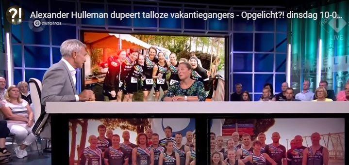 Belgische triatleten dupe van Nederlandse reisorganisator Hulleman in 'Opgelicht'
