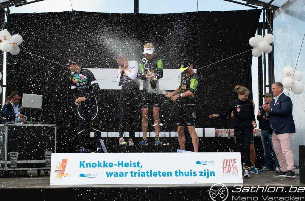 Knokke-Heist gooit al vroeg de handdoek, Zwintriatlon en halve triatlon schuiven door naar 2022
