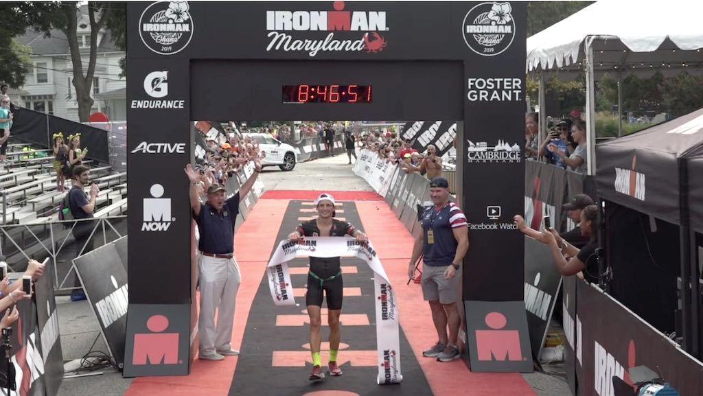Belgische triatleet wint Amerikaanse Ironman
