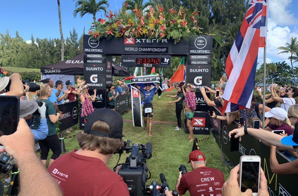 Wereldkampioenschap XTerra in Maui verplaatst van oktober naar december