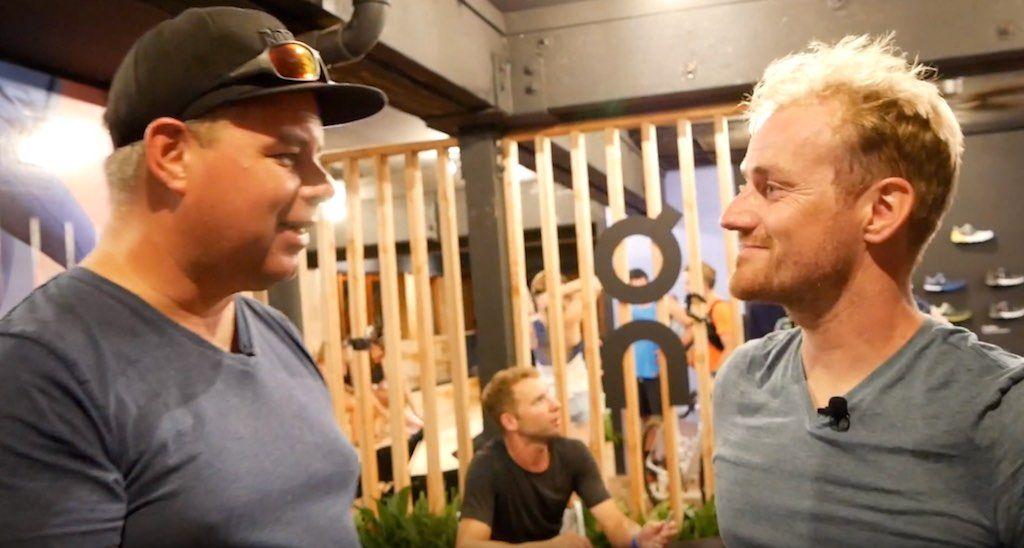 Ironman Hawaii – dag 2: Bart en Luc in beeld, Sam start en onze crew loopt op Alii Drive