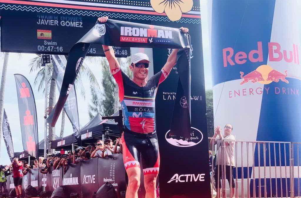 Winst in Ironman Maleisie… Javier Gomez gaat voor dubbel: Tokyo en Kona