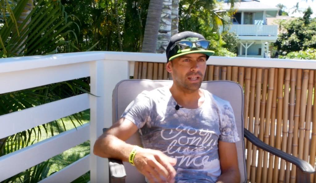 Kris Vermeiren in Hawaii voor 3de keer in voetstappen van coach Marc Herremans