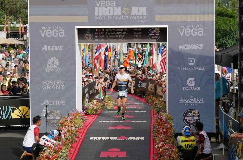 Geen WK Ironman Hawaii in februari 2021, ook WK 70.3 definitief afgelast