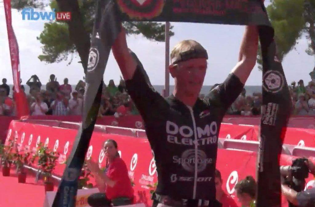 Pieter Heemeryck pakt vijfde zege van 2019 in Challenge Mallorca