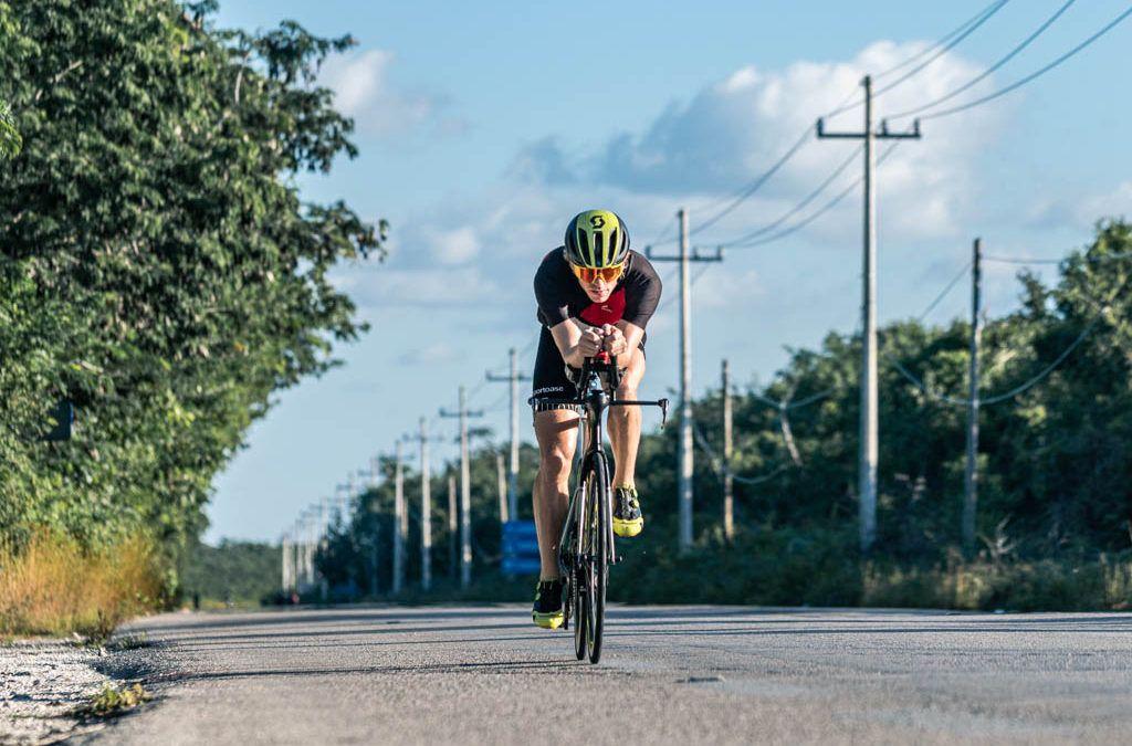 Vijf voordelen van alleen te fietsen voor triatleten