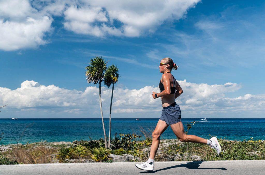 """""""Het plezier van een Ironman terugvinden"""" – Alexandra Tondeur openhartig in Cozumel"""