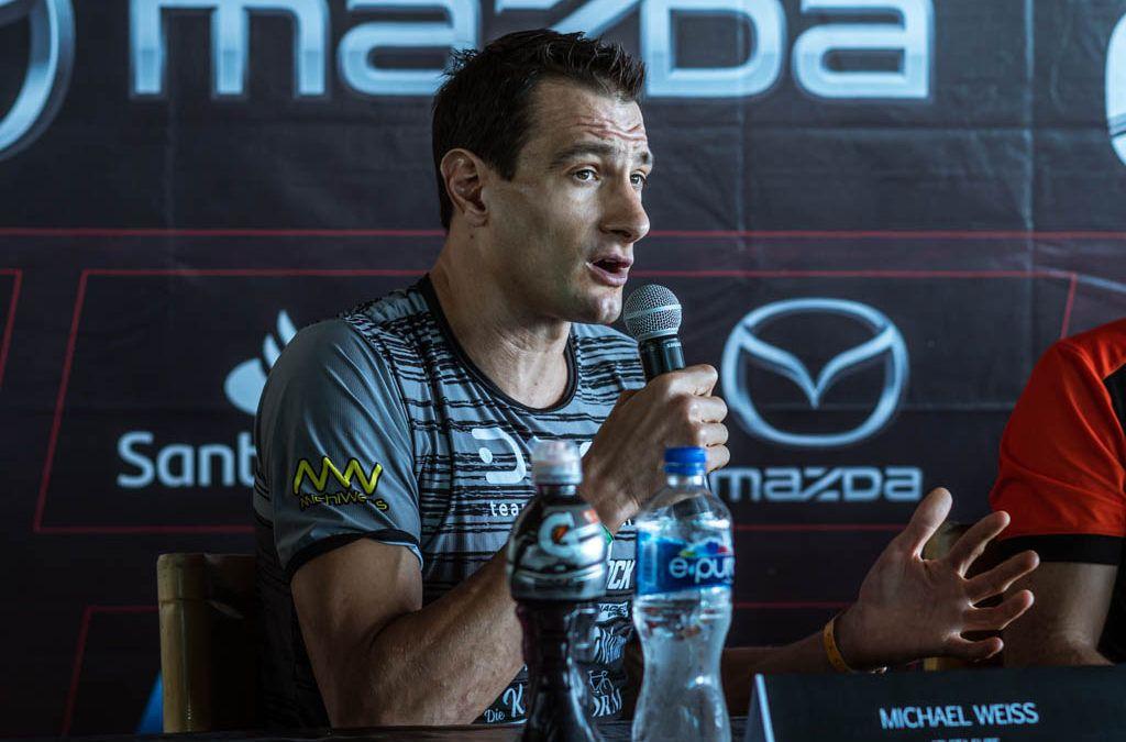 """""""Pieter Heemeryck kan hier voor de verrassing zorgen"""" – getuigt titelverdediger Michael Weiss"""