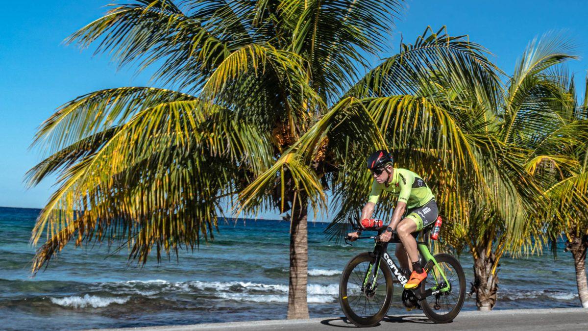 """""""Spanning wanneer de wedstrijd nadert zal nooit verdwijnen"""" – Frederik Van Lierde is klaar voor Ironman Cozumel."""
