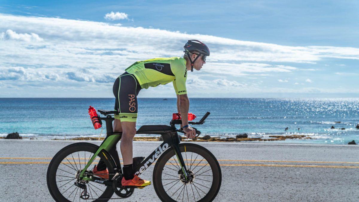 CHASING FREDDY: Ironman Cozumel start van mogelijks langer project