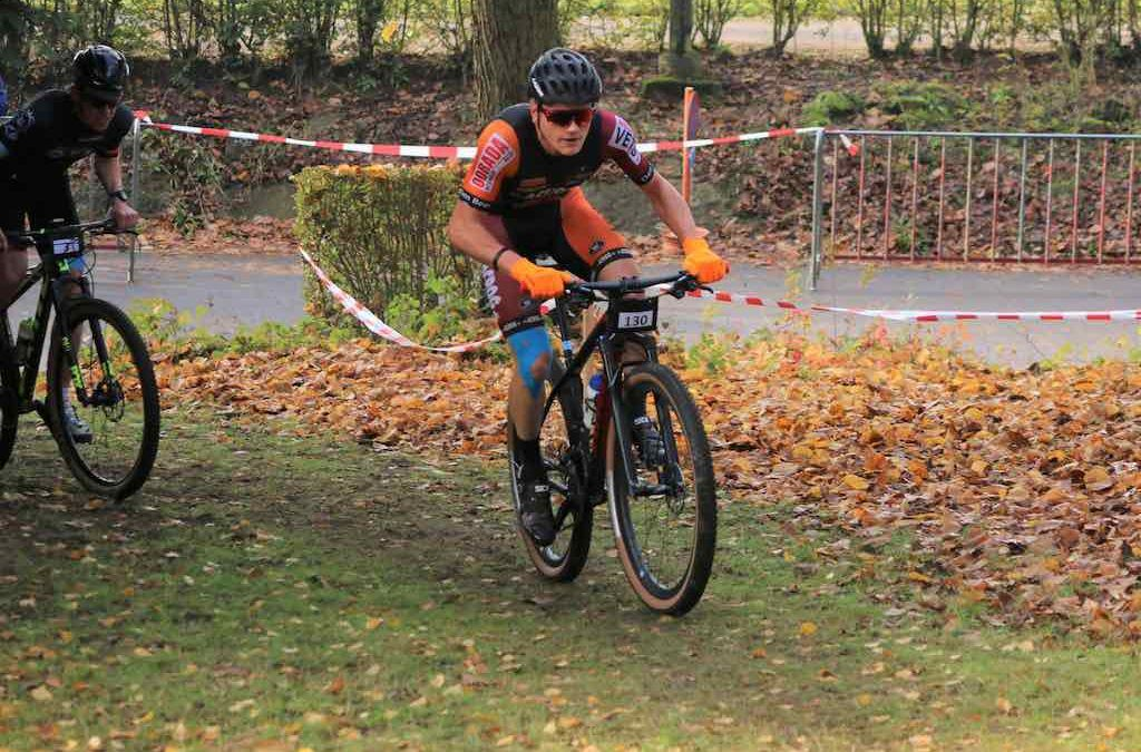 Wielrenner Gerry Druyts deze keer wel de snelste in Wommelgem