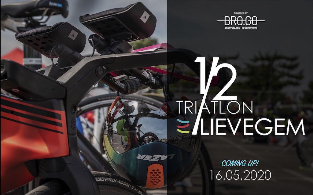 Alweer een nieuwe halve triatlon in 2020, in Oost-Vlaamse fusiegemeente