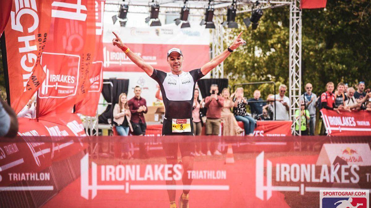 Ironlakes triatlon breidt verder uit met tweede dag en korte afstanden