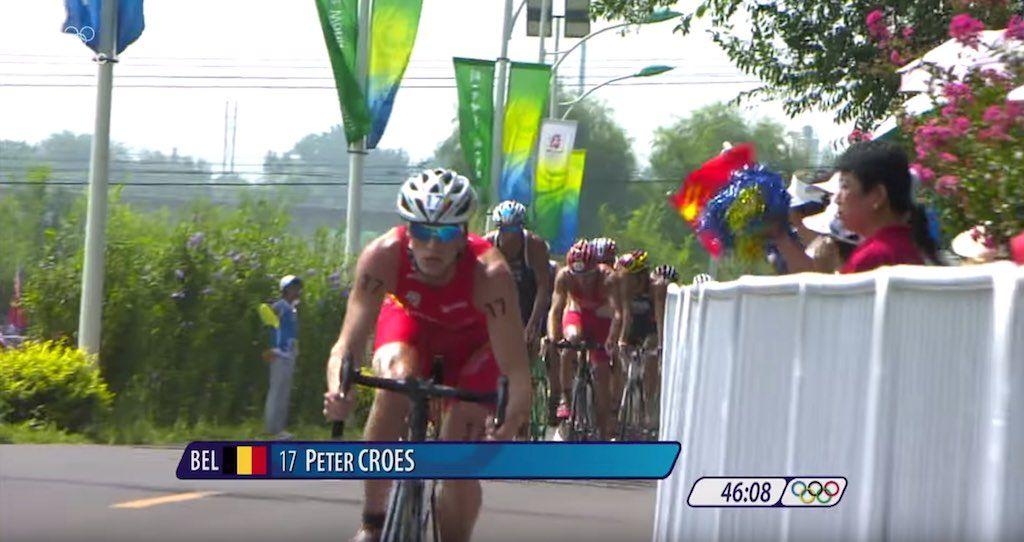 TBT: Croes en Zeebroek in de aanval in olympische triatlon 2008 – volledige video