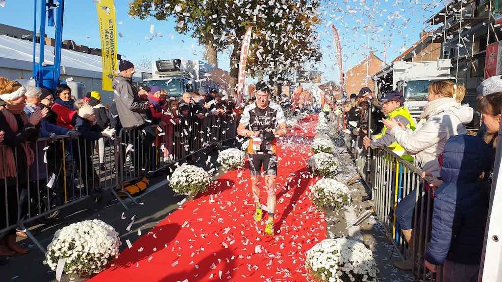 Seppe Odeyn klaar voor Cozumel en de Hel na zege in halve marathon