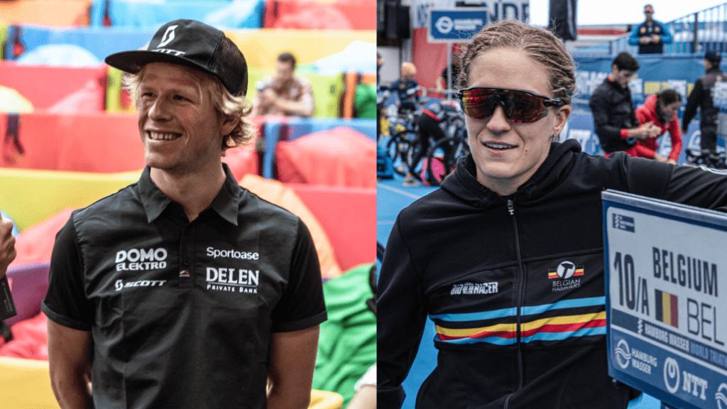 TRIATLEET/TRIATLETE 2019: Nominees aan het woord: Pieter Heemeryck en Valerie Barthelemy