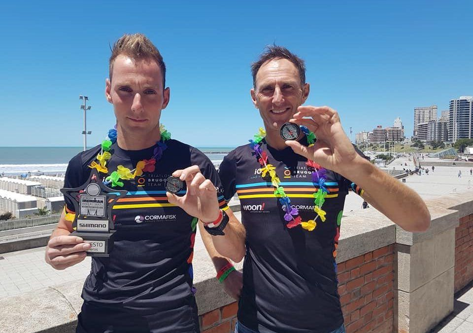 Ironman Argentinie levert drie Belgische slots op voor WK Hawaii 2020