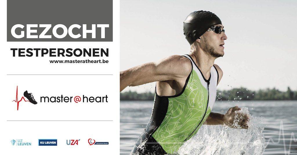 Hoe gezond is sporten nu eigenlijk? Doe mee aan de Master@Heart studie