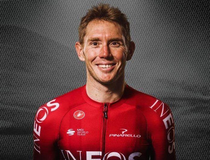 Ironman triatleet Cam Wurf wordt weer (even) prof wielrenner bij Team Ineos