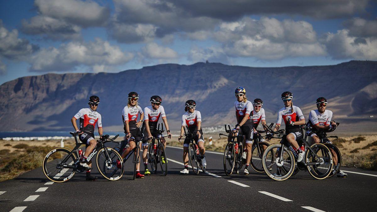 Goedgevuld programma voor BMC-Vifit triatlonteam met focus op Taupo en Hawaii