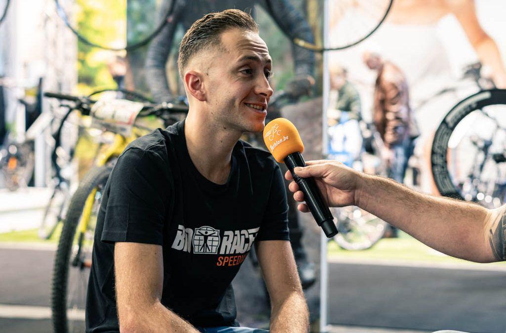 """Kenneth Vandendriessche klaar voor Ironman debuut: """"Jammer dat ik nooit meer tegen Frederik kan racen."""""""