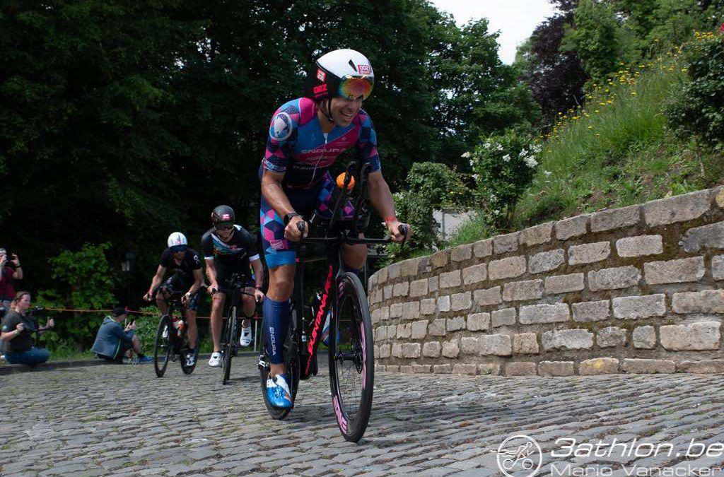 Britse triatleet Joe Skipper verwijdert Strava account na kritiek op fietsrit van 325 km