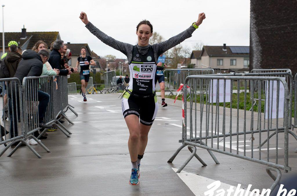 Meer dan 300 triatleten finishen Lockdown Triathlon Challenge, Nick Thijs snelste
