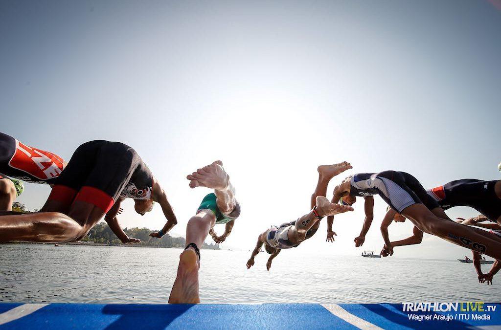 Geen triatlon meer tot eind april, ITU schort alle races op wegens corona virus