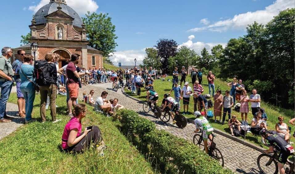 Geen triatlon op de Muur in 2020: uitstel voor Challenge Geraardsbergen naar 2021