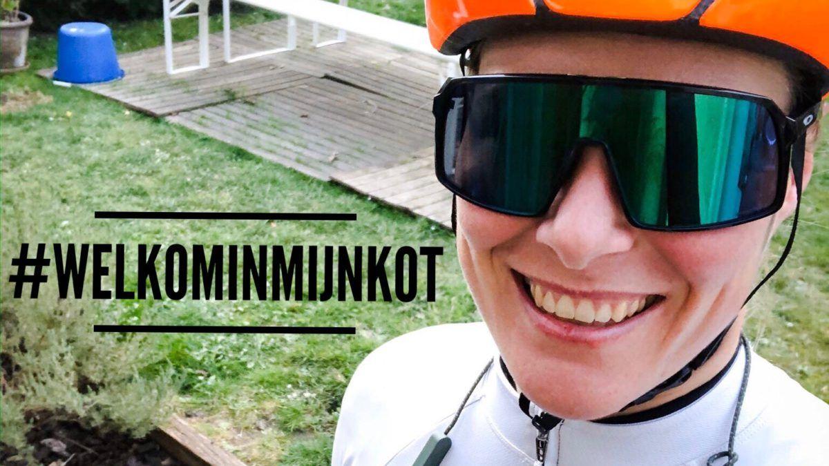 Vanaf zondag op Instagram #WelkomInMijnKot met Sara Van de Vel
