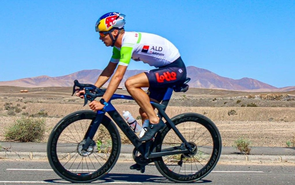 Marten Van Riel daagt je uit voor virtuele Ronde van Vlaanderen