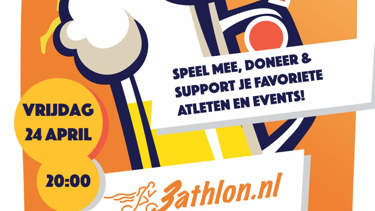 Test je (triatlon) kennis en steun goede doel met online kwisavond van 3athlon.nl