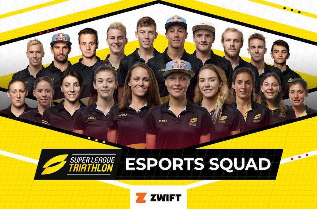Super League richt officieel Esports Zwift Team op, met triatleet Marten Van Riel
