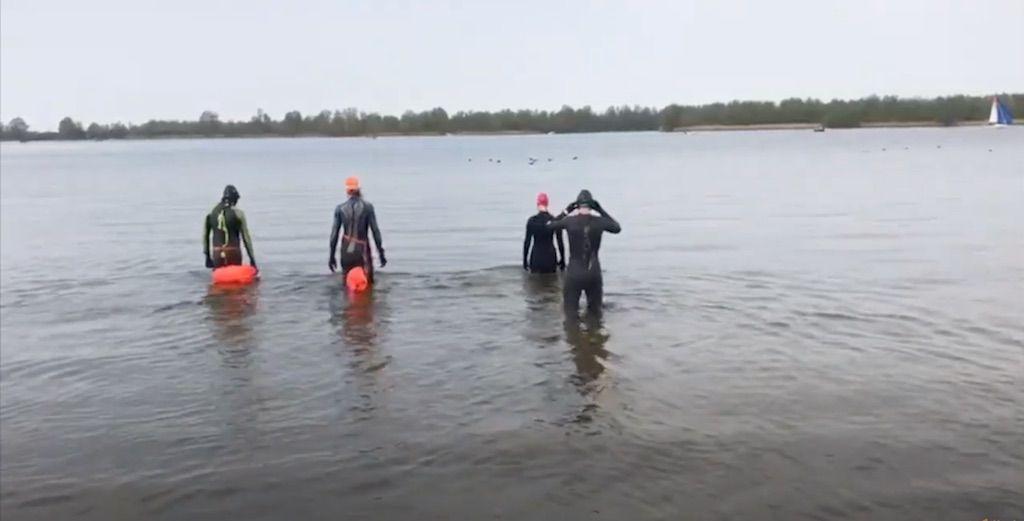 Open water zwemmen? Doe het veilig en ga onderkoeling tegen